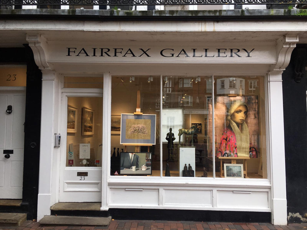 Fairfax Gallery The Pantiles Tunbridge Wells