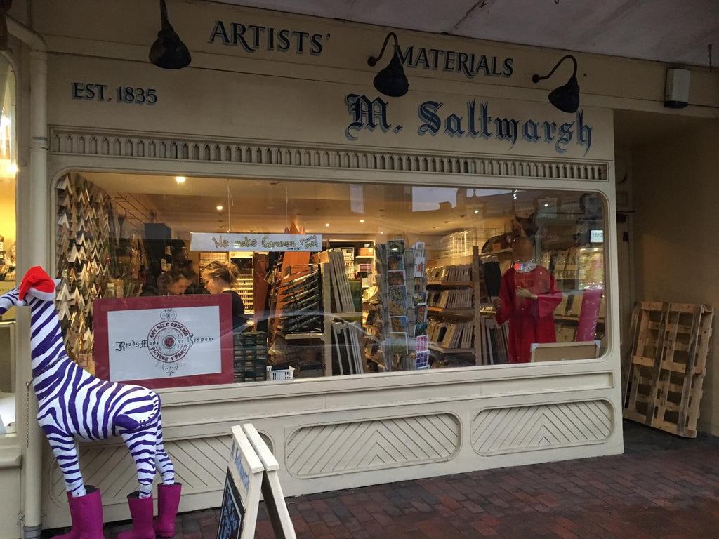 M Saltmarsh Monson Road Tunbridge Wells