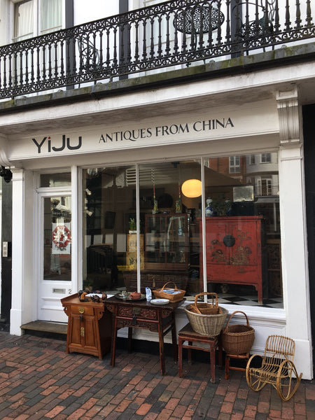 YiJu Antiques, the Pantiles Tunbridge Wells