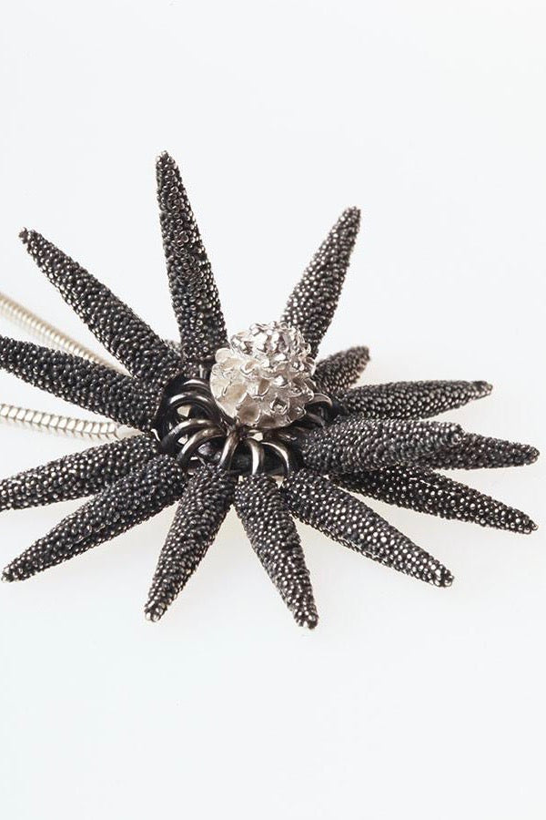 Star Anemone Pendant Necklace