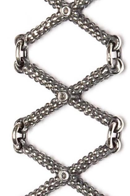 Kiss Cross Bracelet