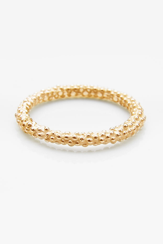 Maxi Bobbled Stacking Ring