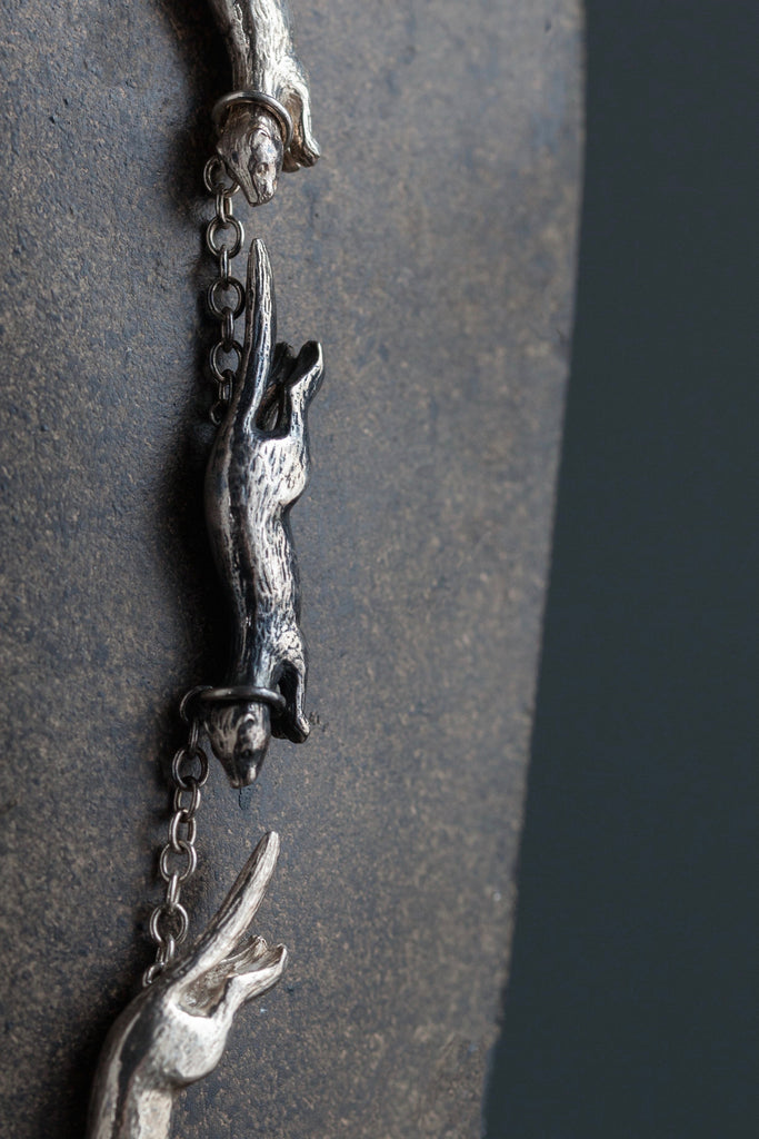 Weasel Necklace