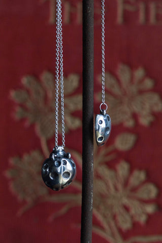 Little Ladybird Necklace