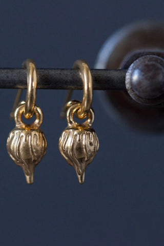 Melting Drop Earrings