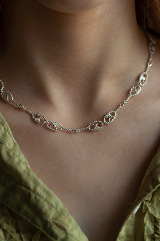 Fishermans Knot necklace