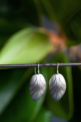 Lotus Wing Earrings