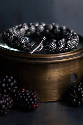 Blackberry Cup Bracelet