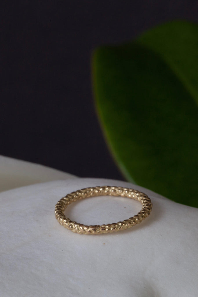 Solid 18ct Gold Midi Stacking Rings