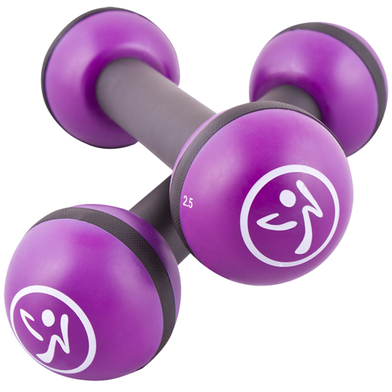 2.5 lb. Zumba Toning Sticks (AUS)