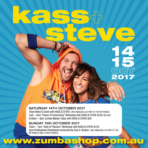 Kass and Steve World Tour - Australia
