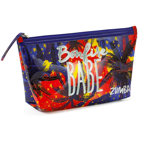 Bonfire Babe Makeup Bag