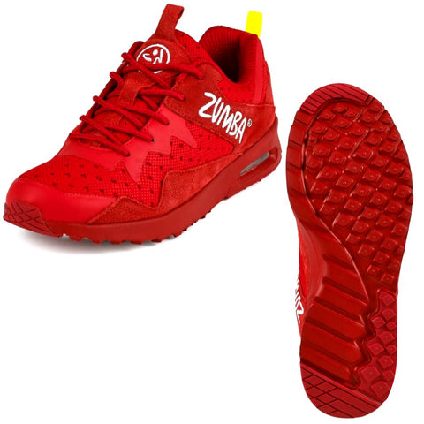 Zumba Air 2.0 - Red (size 11)