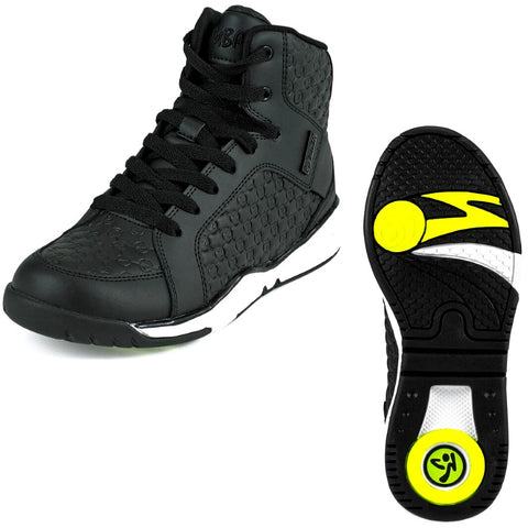 Zumba Energy Boss - Black (sizes 6.5, 9)