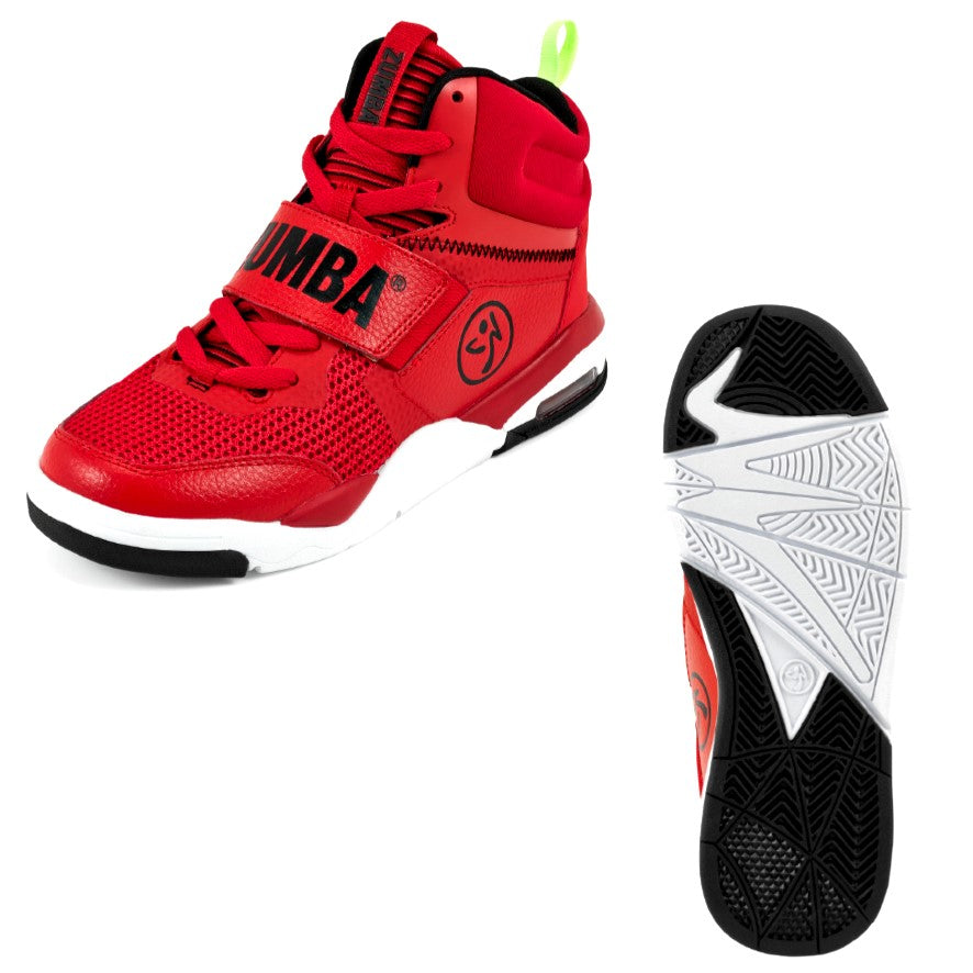 Zumba Court Air 2.0 - Red (Pre-Order)