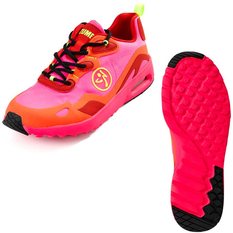 Zumba Air Lo - Pink (size 8.5, 9.5, 10)