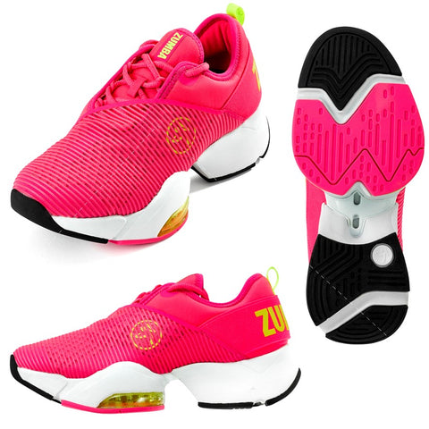 Zumba Air Stomp - Pink (Pre-Order)