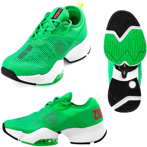 Zumba Air Stomp - Green (Pre-Order)