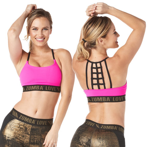Be About Love Scoop Bra