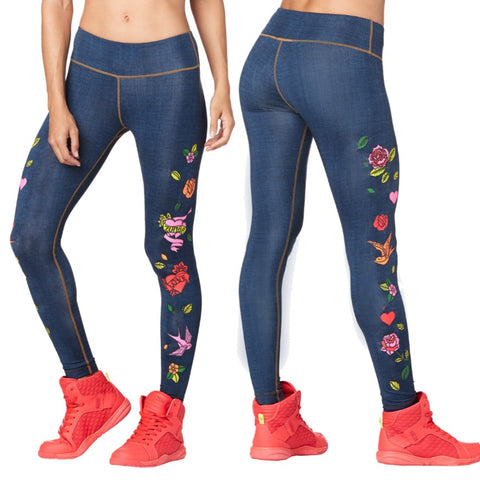 Celebrate Love Ankle Leggings