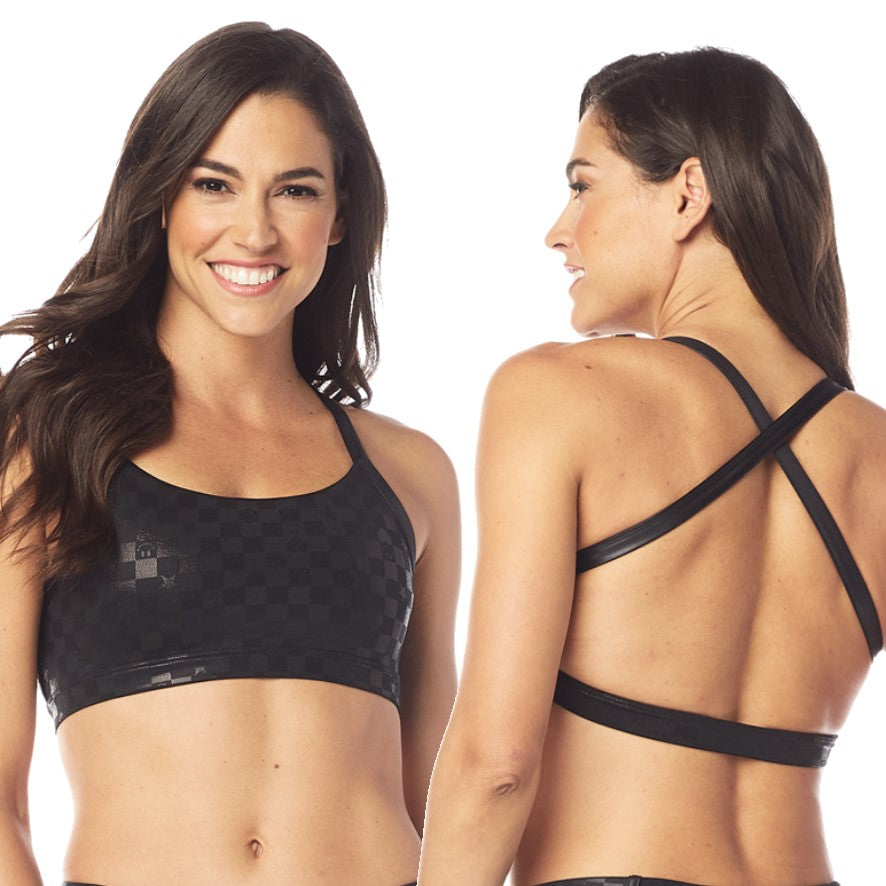 Courage Scoop Bra (size M, L)