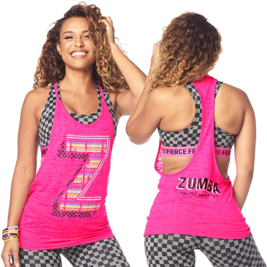 Dance Bold Bubble Tank