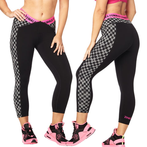 Dance Bold Capri Leggings