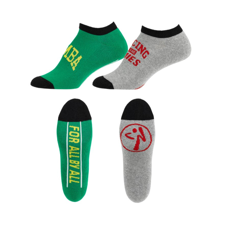 Dancing With My Homies Seamless Socks 2 PK