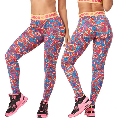Feel Good Dance Good Long Leggings (sizes XS, L & XL)