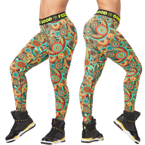 Feel Good Dance Good Long Leggings