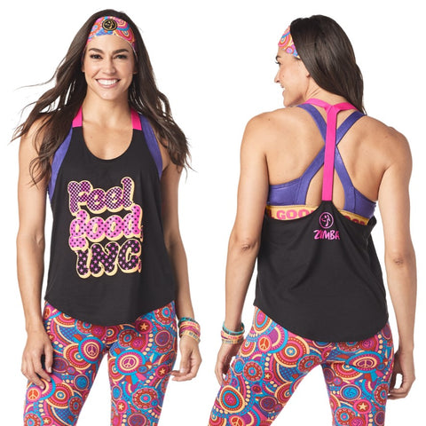 Feel Good Dance Good Tank (sizes L, XL)
