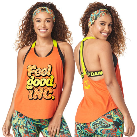 Feel Good Dance Good Tank (sizes M, L, XL)