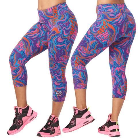 Feel Good Perfect Capri Leggings