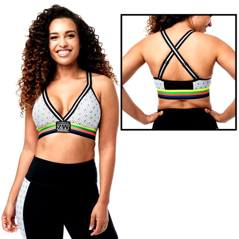 For Zumba Lovers Bra (size XL)