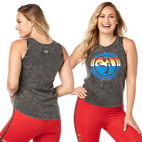 For Zumba Lovers Tank (sizes S, M, L, XL)