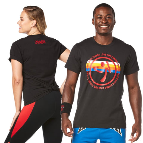 For Zumba Lovers Tee (size XS/S, M/L)