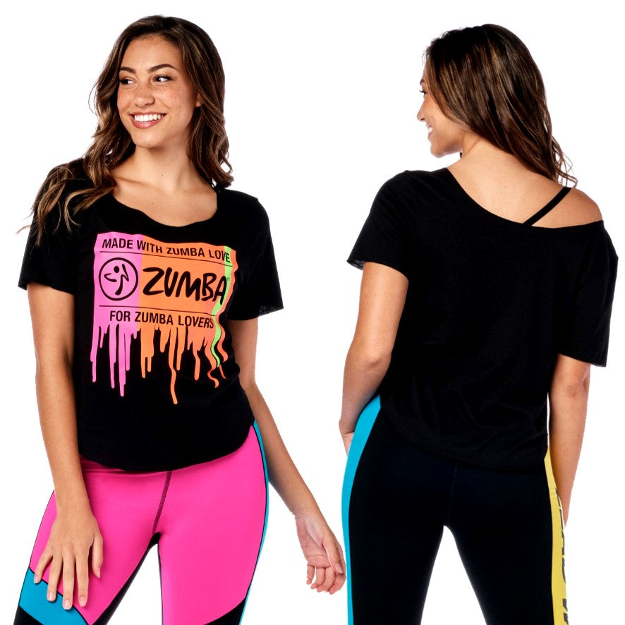 For Zumba Lovers Tulip Top (Pre-Order)