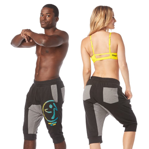 I Want My Zumba Capri Harem Pants (sizes XS, XL)