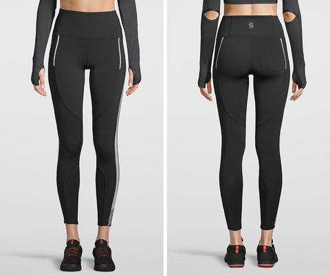 Laser High Waisted Leggings (Pre-Order)