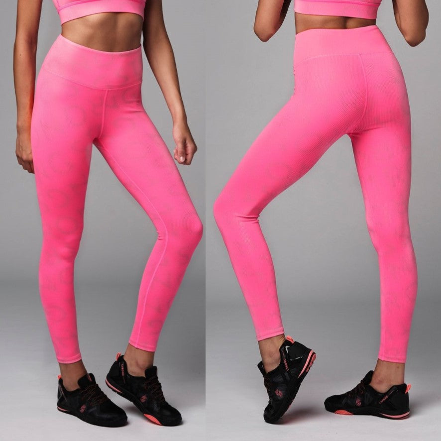Laser High Waisted Leggings (size XS)