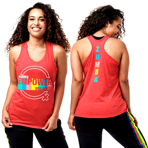 Mujeres Empower Mujeres Tank