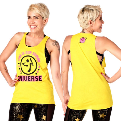 Our Zumba Universe Tank (Pre-Order)