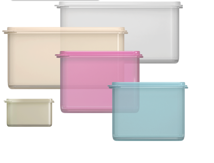 Zumba Meal Plan Containers (5pk)
