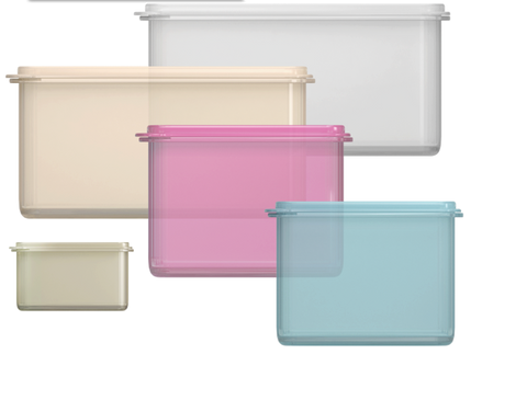 Zumba Meal Plan Containers (5pk) (AUS)