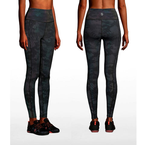 Reflective High Waisted Leggings (Pre-Order)