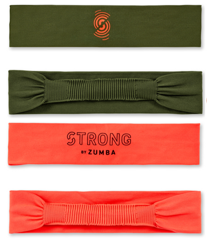 Rep After Rep Headbands 2 PK