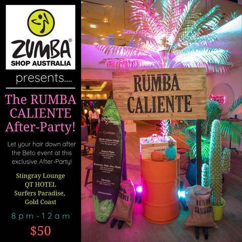 Rumba Caliente After-Party