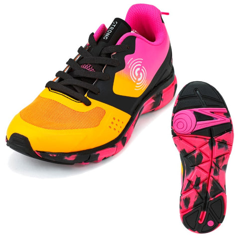 Strong By Zumba Fly Fit - Orange (sizes 5, 11, 12)