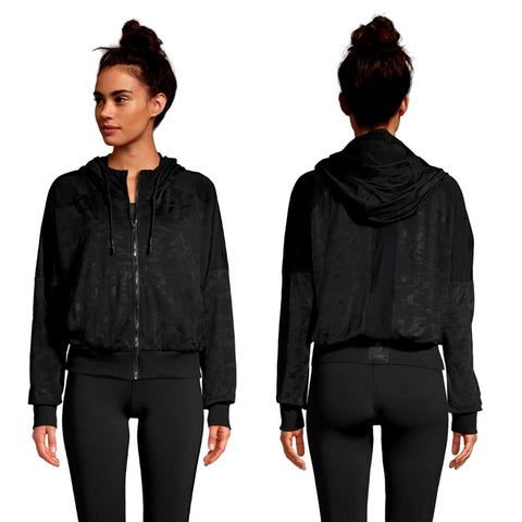 Sheer Zip-Up Jacket (Pre-Order)