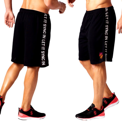 Let It Sync In Basketball Shorts (sizes S, M, L)